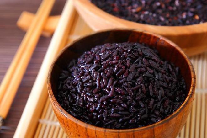 Gạo đen là một trong những cao lương mỹ vị của Trung Quốc cổ xưa.