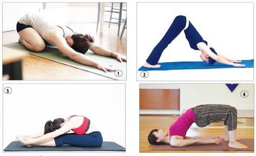 Tư thế yoga trị đau nửa đầu hiệu quả - Ảnh 1.