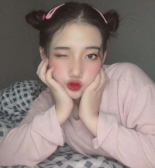 Hotgirl áo dài Đà Nẵng gây sốt bởi góc nghiêng cực giống Suzy, sở hữu hơn 12k follow Instagram và hàng chục clip triệu view - Ảnh 5.