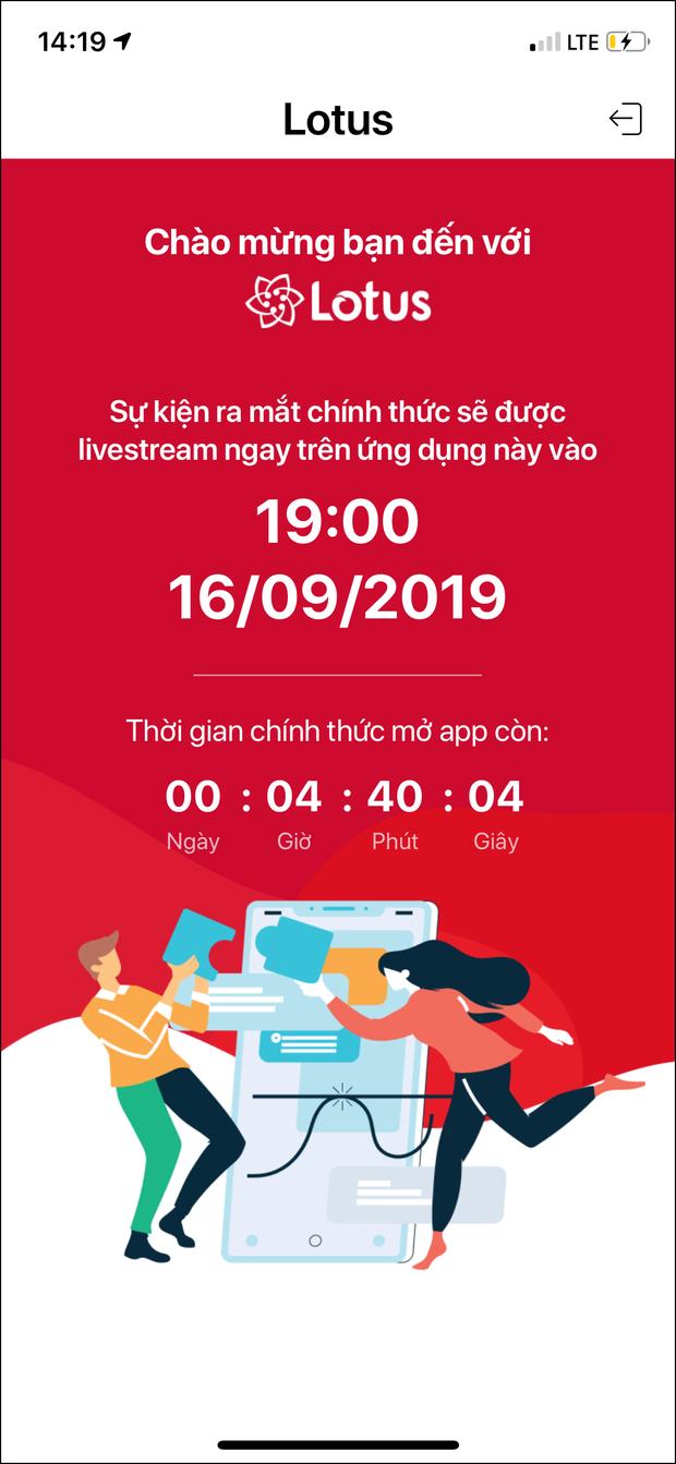 Cài trước app Lotus để xem livestream Lễ ra mắt Mạng xã hội Lotus - sự kiện siêu hot sắp diễn ra! - Ảnh 10.