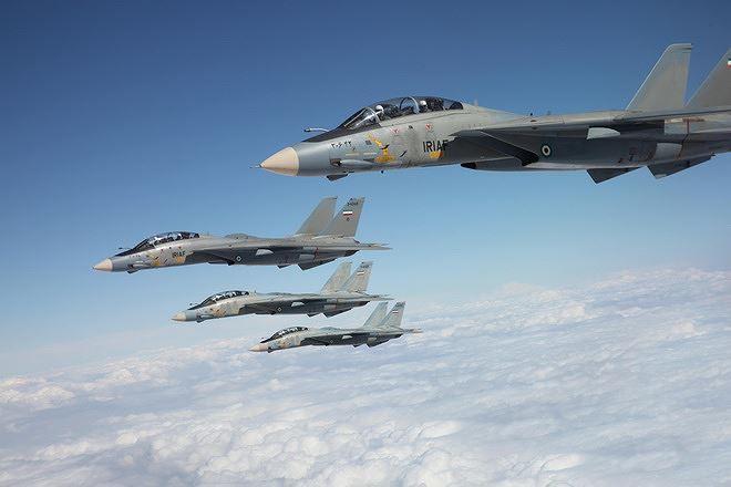 F-14 Iran bắn tan xác tiêm kích tàng hình F-22: Kịch bản khiến KQ Mỹ sốc toàn tập? - Ảnh 1.