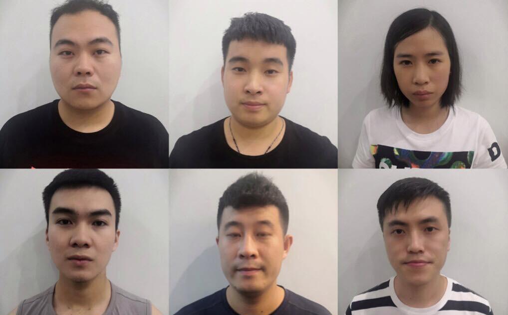 TP.HCM: Nhóm thanh niên 9X Trung Quốc cầm đầu đường dây cho vay nặng lãi, đòi nợ bằng cách bôi nhọ danh dự trên mạng