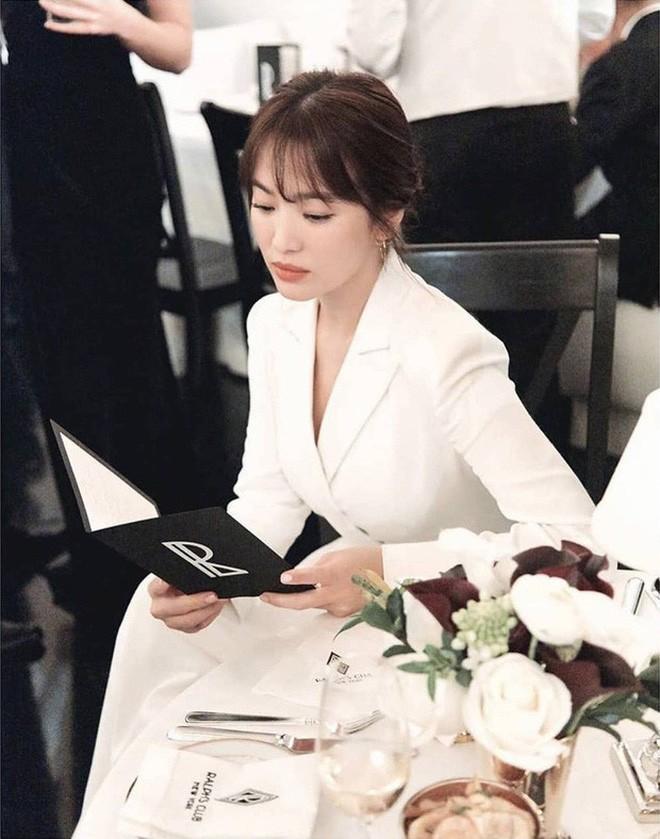 Song Hye Kyo quyết định bất ngờ hậu ly hôn: Du học tại Mỹ, tự điều trị vết thương lòng vì chia tay Song Joong Ki? - Ảnh 1.
