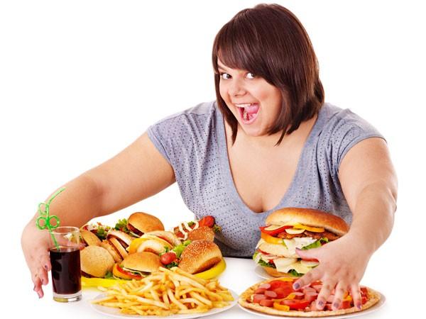 Những thói quen xấu gây béo bụng - Ảnh 1.