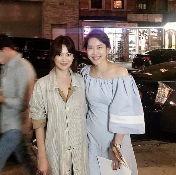 Song Hye Kyo quyết định bất ngờ hậu ly hôn: Du học tại Mỹ, tự điều trị vết thương lòng vì chia tay Song Joong Ki? - Ảnh 3.