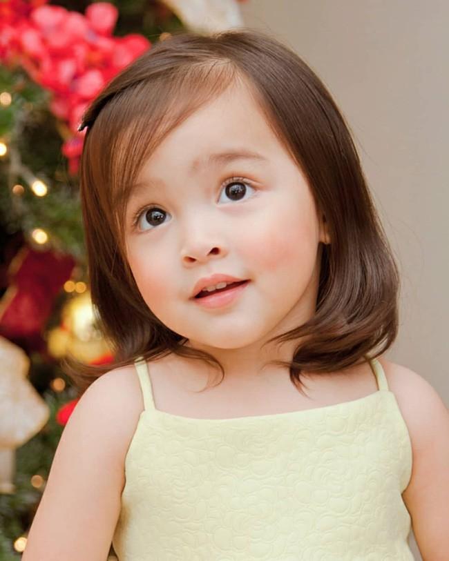 Nhan sắc con gái 'mỹ nhân đẹp nhất Philippines' khiến nhiều người tan chảy - Ảnh 5.