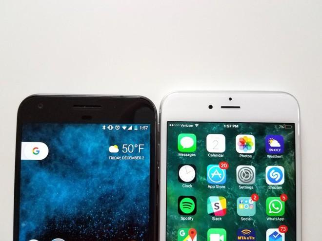 Google cũng đã biết cách sao chép công thức thành công của iPhone, nhưng theo một cách tinh tế hơn Xiaomi rất nhiều - Ảnh 6.
