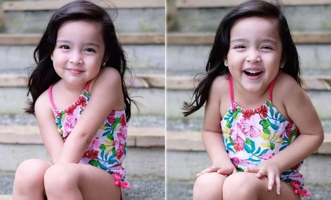 Nhan sắc con gái 'mỹ nhân đẹp nhất Philippines' khiến nhiều người tan chảy - Ảnh 6.