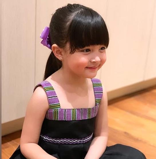 Nhan sắc con gái 'mỹ nhân đẹp nhất Philippines' khiến nhiều người tan chảy - Ảnh 8.