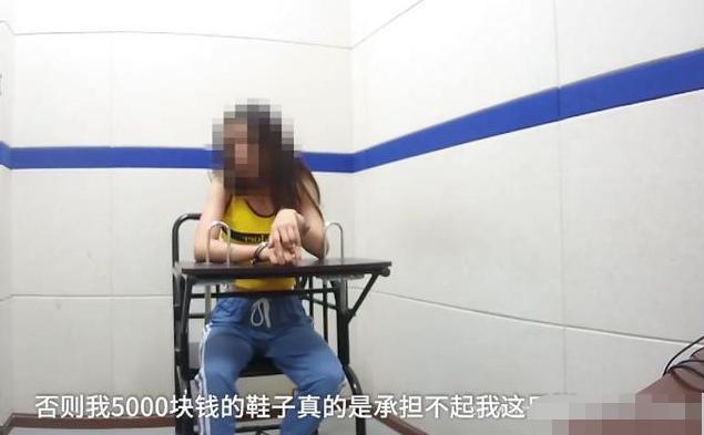Mỹ nhân 9X gây phẫn nộ khi chửi bới, nhục mạ cảnh sát và nhân viên nhà ga - ảnh 4