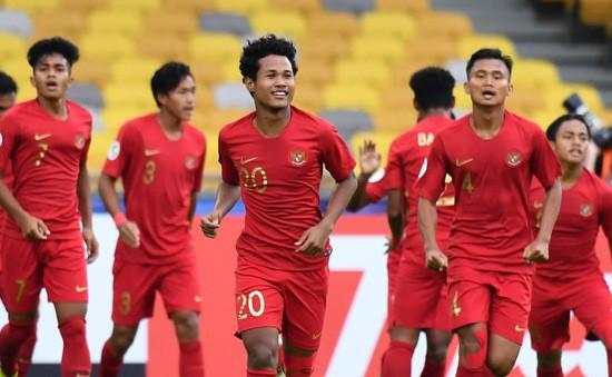 Hi hữu: Indonesia thắng ngược tới 15-1 dù thủng lưới ngay phút đầu tiên ở giải châu Á - Ảnh 1.