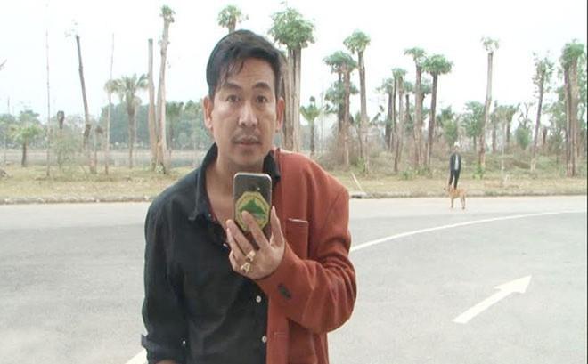 Trần Đình Sang khai nhận chiếm đoạt hơn 70 triệu của CSGT
