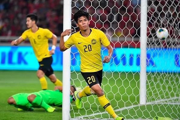 Malaysia dùng trọng pháo từng ghi bàn vào lưới UAE đấu tuyển Việt Nam - Ảnh 1.