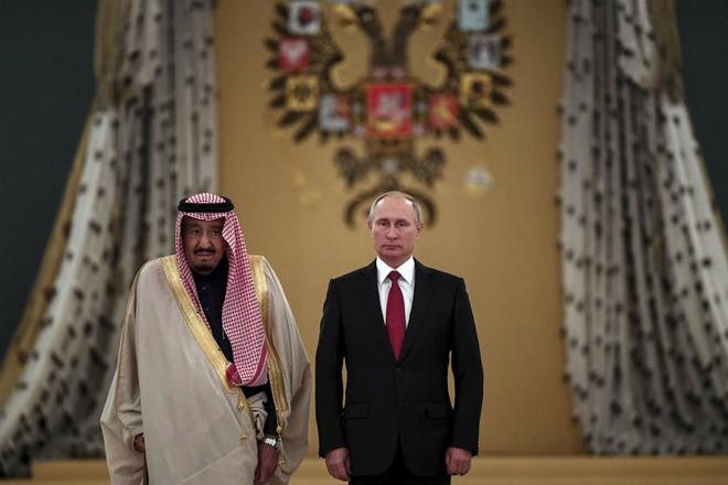 Không cần Saudi Arabia mua S-400, ông Putin chỉ muốn nhắn nhủ: Rời bỏ Mỹ đi, hãy về với đội của Nga? - Ảnh 1.