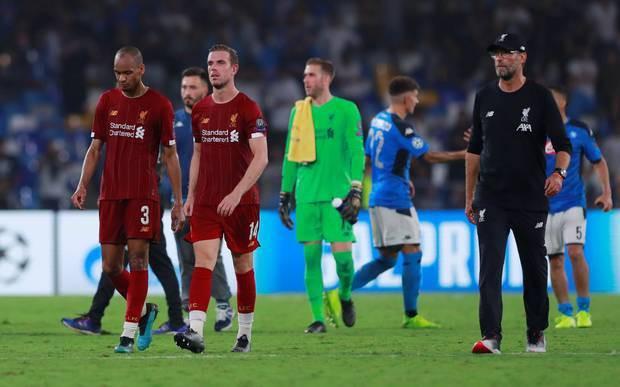 Liverpool thua bẽ bàng ra quân C1, Klopp chất vấn trọng tài - Ảnh 2.