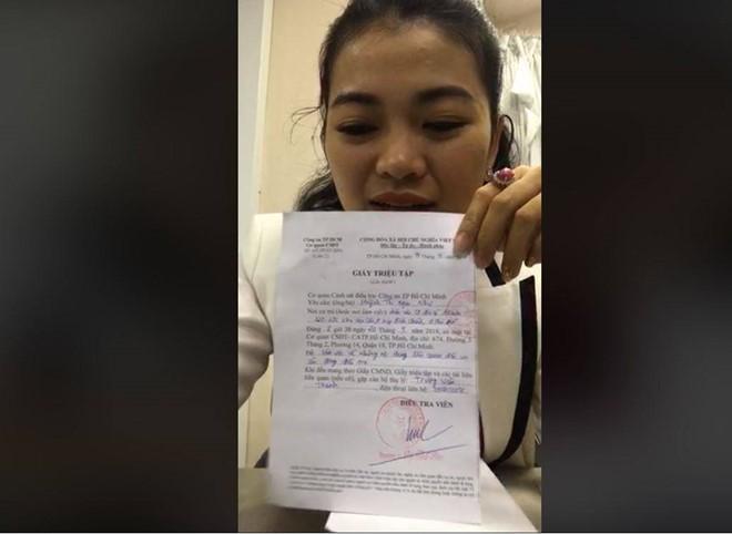 Triệu tập Phó TGĐ Alibaba Huỳnh Thị Ngọc Như, người vừa livestream trấn an khách hàng - Ảnh 1.