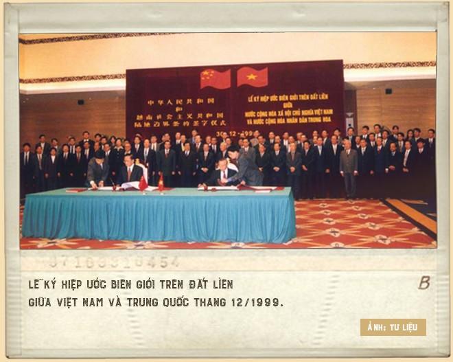 Đại sứ Lê Công Phụng kể chuyện đàm phán biên giới với Trung Quốc - Ảnh 2.