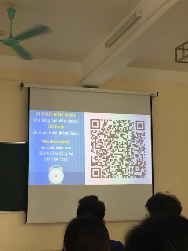 ĐH Luật gây shock khi điểm danh bằng mã QR, sinh viên chỉ có 60 giây quyết định vận mệnh - Ảnh 2.