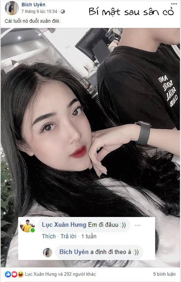 Tuyển thủ Việt Nam khoe ảnh bạn gái giấu mặt, dân mạng liền tìm ra danh tính cô gái xinh đẹp - Ảnh 2.