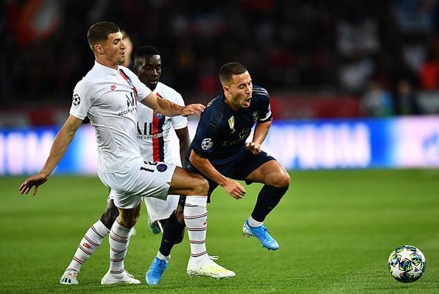 Hazard mất tích ở Real, mối lo khủng khiếp nhất - Ảnh 2.
