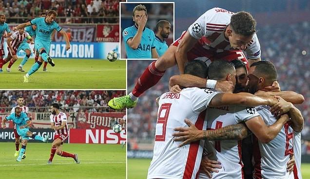 Tottenham đánh rơi chiến thắng dù dẫn trước 2 bàn - Ảnh 11.