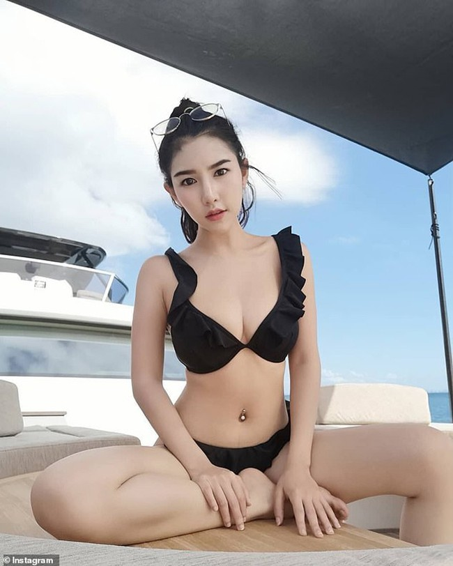 Hotgirl nổi tiếng Thái Lan được tìm thấy đã chết, camera giám sát ghi lại hình ảnh cô bị kéo lê vào thang máy trong tình trạng bất tỉnh - Ảnh 4.