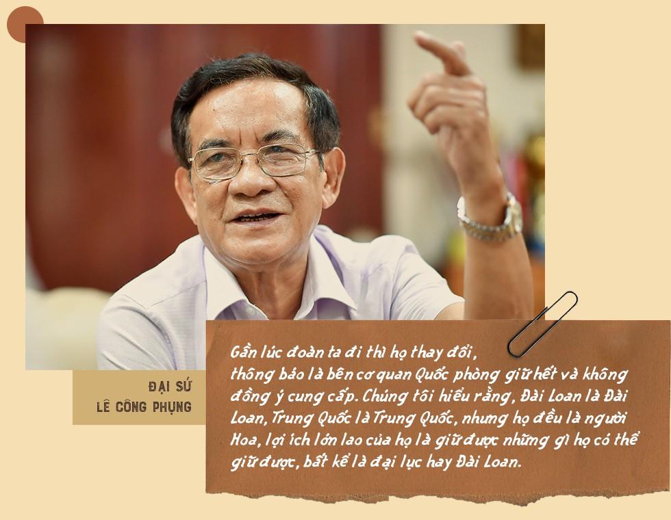 Đại sứ Lê Công Phụng kể chuyện đàm phán biên giới với Trung Quốc - Ảnh 3.