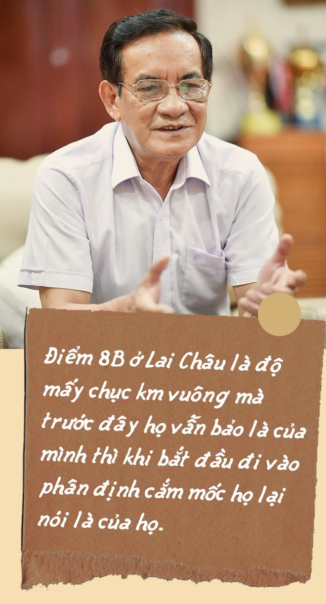 Đại sứ Lê Công Phụng kể chuyện đàm phán biên giới với Trung Quốc - Ảnh 5.