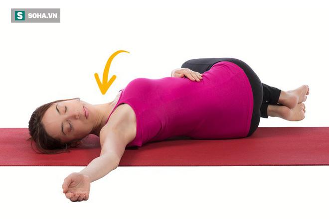VZN News: Cách giảm đau lưng nhanh chóng mà không cần tập nhiều: Chỉ kiên trì giữ yên 6 động tác - Ảnh 1.