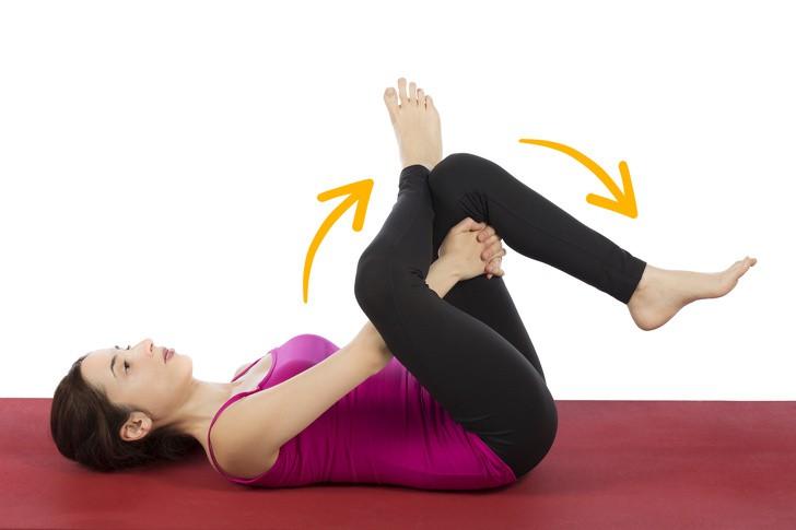 VZN News: Cách giảm đau lưng nhanh chóng mà không cần tập nhiều: Chỉ kiên trì giữ yên 6 động tác - Ảnh 4.