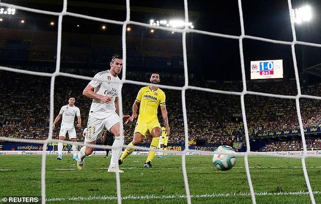 Kẻ bị ruồng bỏ Gareth Bale bất ngờ giải cứu Real khỏi thất bại muối mặt - Ảnh 2.