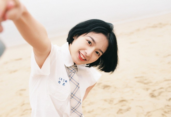 Tạm biệt tóc dài, cô gái này mới là lý do khiến dân tình thốt lên: Tóc ngắn có làm anh say nắng? - Ảnh 17.