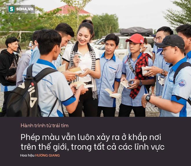 Hoa hậu Hương Giang và lời giải thích sâu sắc về sự chơi trội của Đặng Lê Nguyên Vũ - Ảnh 2.