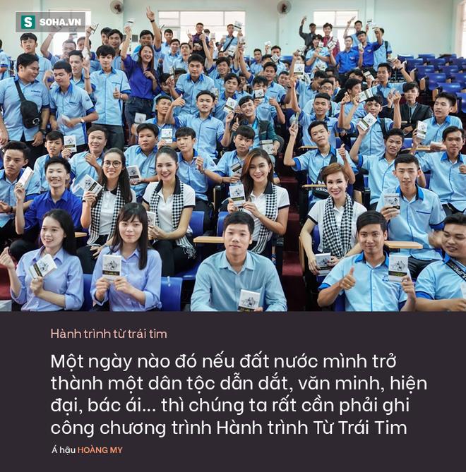 Hoa hậu Hương Giang và lời giải thích sâu sắc về sự chơi trội của Đặng Lê Nguyên Vũ - Ảnh 8.