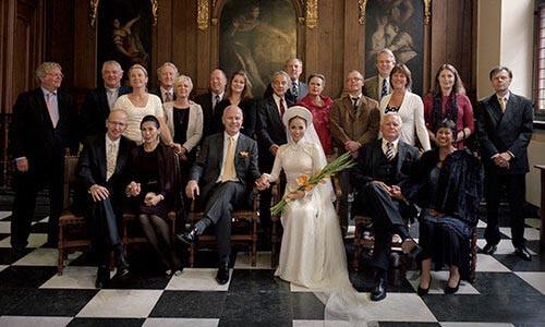 Thu Minh công khai ảnh cưới ở trời Tây: Nhà chồng đứng dậy vỗ tay vì chưa bao giờ thấy 1 cô dâu đẹp như vậy! - Ảnh 6.