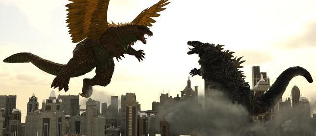 Garuda: Siêu vũ khí hạ gục Godzilla trong vũ trụ MonsterVerse - Ảnh 2.