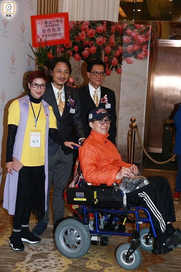 Tài tử gạo cội Hong Kong bệnh tật, sống nhờ tiền quyên góp - ảnh 1
