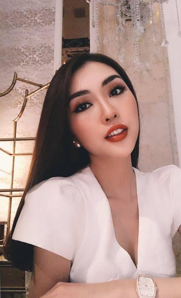 3 mỹ nhân được yêu thích nhất Hoa hậu Hoàn vũ: Thúy Vân - Tường Linh quá sexy, nữ sinh Bách Khoa sinh năm 2000 mới bất ngờ! - Ảnh 14.