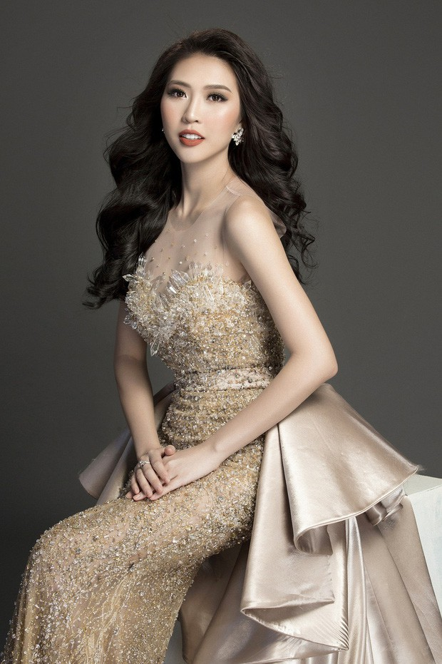 3 mỹ nhân được yêu thích nhất Hoa hậu Hoàn vũ: Thúy Vân - Tường Linh quá sexy, nữ sinh Bách Khoa sinh năm 2000 mới bất ngờ! - Ảnh 15.