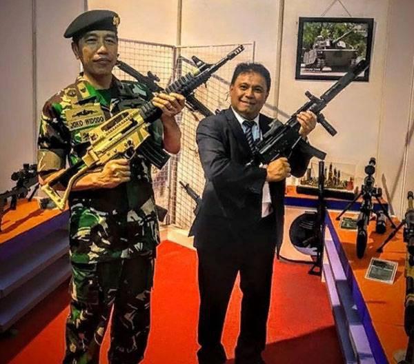 Chiến sĩ gìn giữ hòa bình Việt Nam huấn luyện sử dụng súng trường Pindad SS2 tối tân - Ảnh 15.