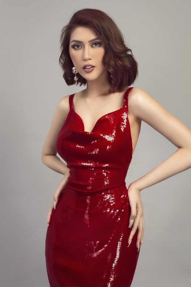 3 mỹ nhân được yêu thích nhất Hoa hậu Hoàn vũ: Thúy Vân - Tường Linh quá sexy, nữ sinh Bách Khoa sinh năm 2000 mới bất ngờ! - Ảnh 16.