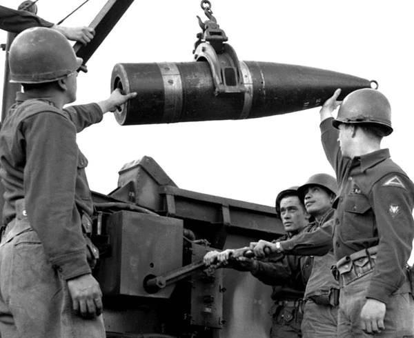 Khám phá pháo hạt nhân M65-Annie 'độc nhất vô nhị' của quân đội Mỹ - Ảnh 4.