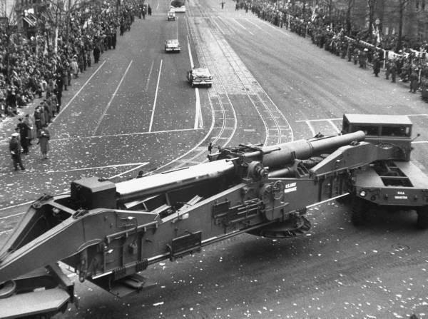Khám phá pháo hạt nhân M65-Annie 'độc nhất vô nhị' của quân đội Mỹ - Ảnh 5.