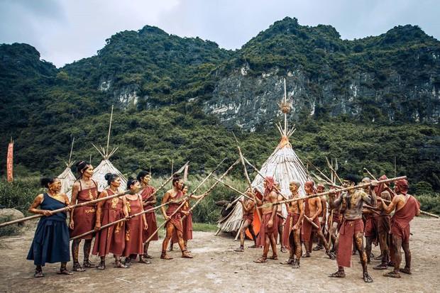 """Nóng: Khu du lịch sinh thái Tràng An chính thức tháo dỡ phim trường """"Kong: Skull Island"""" từ ngày hôm nay (20/09) - Ảnh 5."""