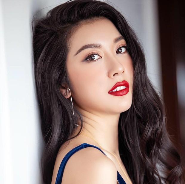 3 mỹ nhân được yêu thích nhất Hoa hậu Hoàn vũ: Thúy Vân - Tường Linh quá sexy, nữ sinh Bách Khoa sinh năm 2000 mới bất ngờ! - Ảnh 6.