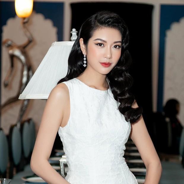 3 mỹ nhân được yêu thích nhất Hoa hậu Hoàn vũ: Thúy Vân - Tường Linh quá sexy, nữ sinh Bách Khoa sinh năm 2000 mới bất ngờ! - Ảnh 8.