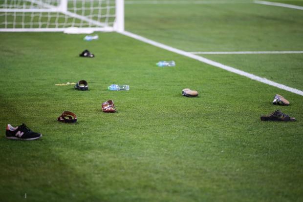 Đối thủ mạnh nhất của Việt Nam tại vòng loại World Cup nhận án phạt nặng từ AFC - Ảnh 1.