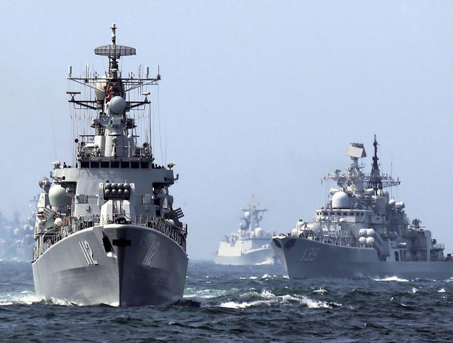 Nếu nghênh chiến, tàu sân bay Mỹ sẽ thắng Trung Quốc - Chuyên gia Nga nhận định - Ảnh 12.