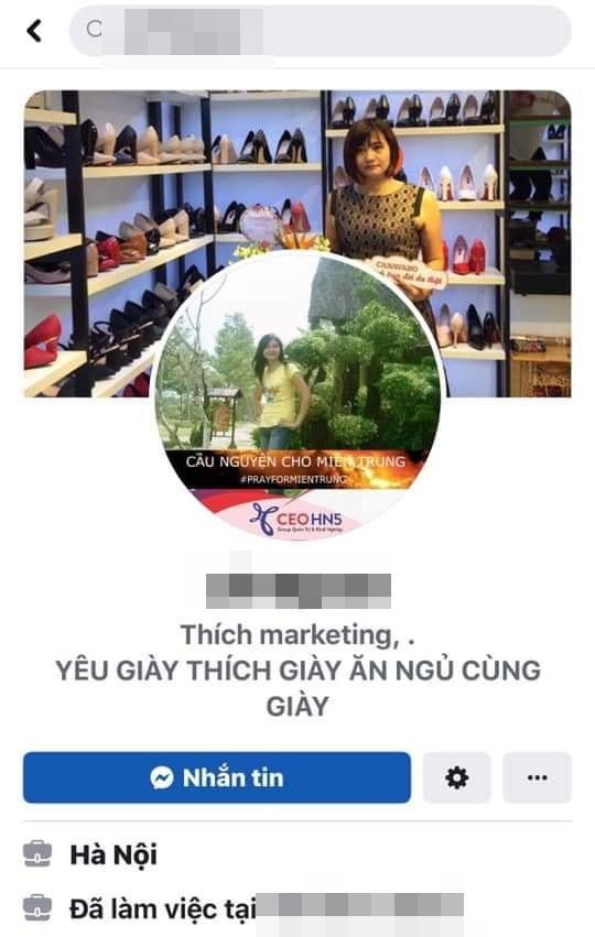 Lan truyền đoạn tin nhắn được cho là chủ shop giày đánh nữ sinh đến đòi lương túi bụi - ảnh 2