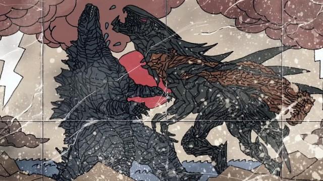 Margygr: Nàng tiên cá phiên bản cục súc của vũ trụ quái vật MonsterVerse - Ảnh 1.